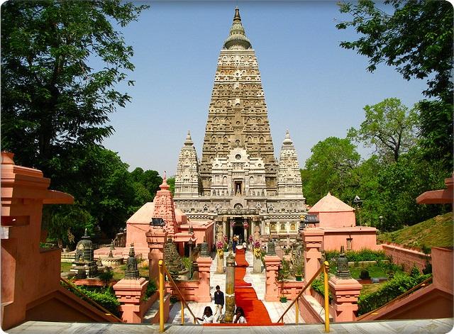 Mahabodhi-Temple-Bodh-Gaya-Bihar-india
